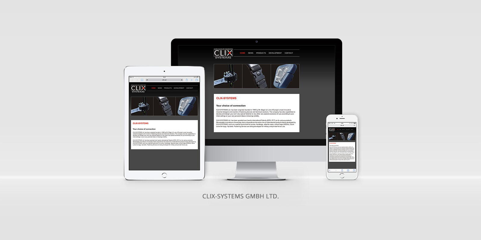 Clix-Systems GmbH Ltd.